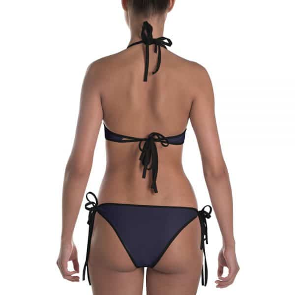 Her Everyday Bikini (Eclipse) on woman back