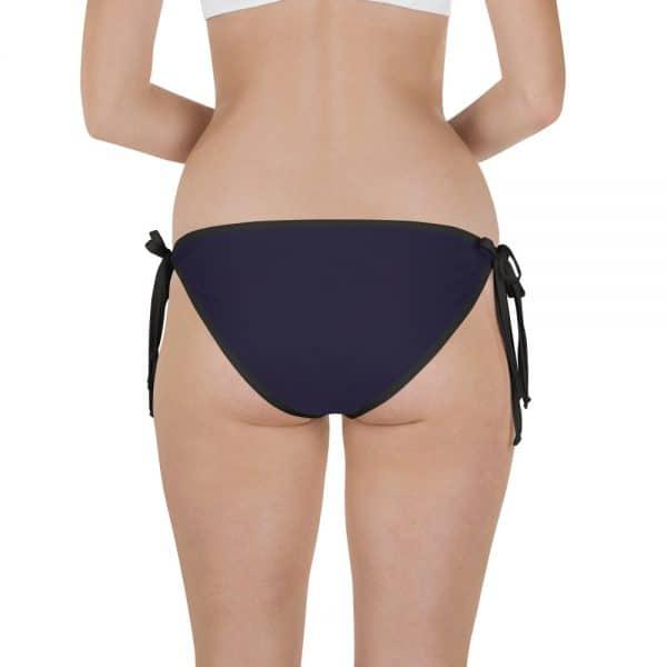 Her Everyday Bikini Bottom (Eclipse) on woman back