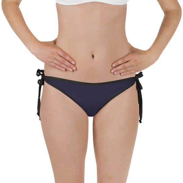 Her Everyday Bikini Bottom (Eclipse) on woman front