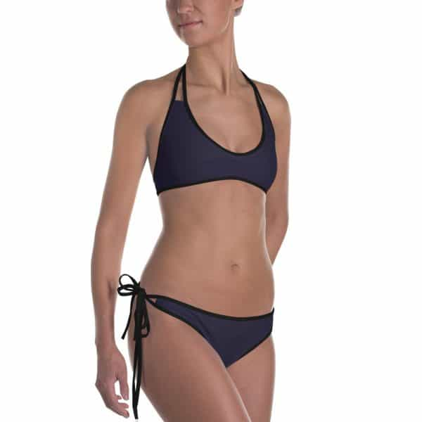 Her Everyday Bikini (Eclipse) on woman front angle 2