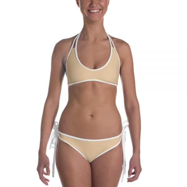Her Everyday Bikini (Soybean) on woman front
