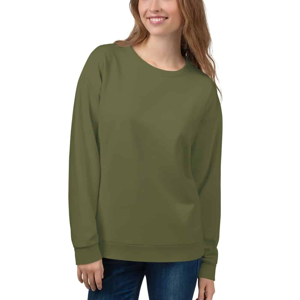 279e64e10b77 Her Everyday Sweatshirt (Terrarium Moss) - Karlstyn.com | Athleisure
