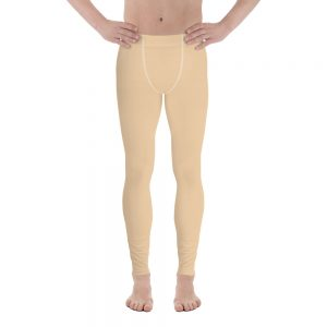 His Everyday Thermal Pants on man front (Soybean)