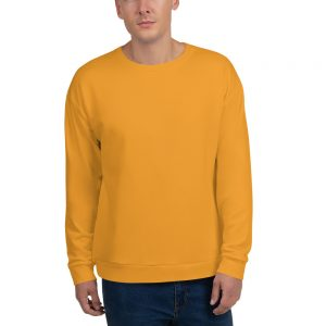 His Everyday Sweatshirt (Mango Mojito) on man's front