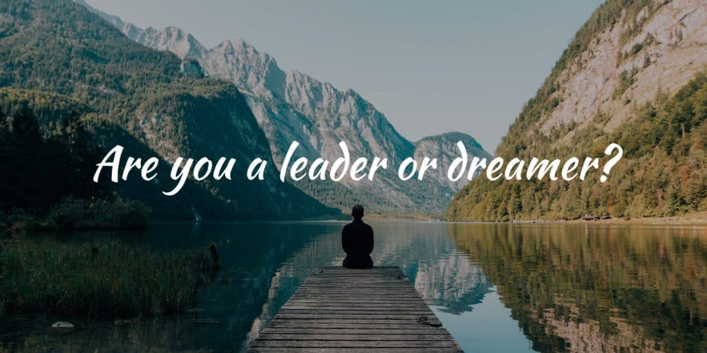 Are you a leader or are you a dreamer? quiz by @karlstyn. Learn more about yourself today at Karlstyn.com's blog. Daily quizzes and selfies! IG 👉@karlstyn 💗