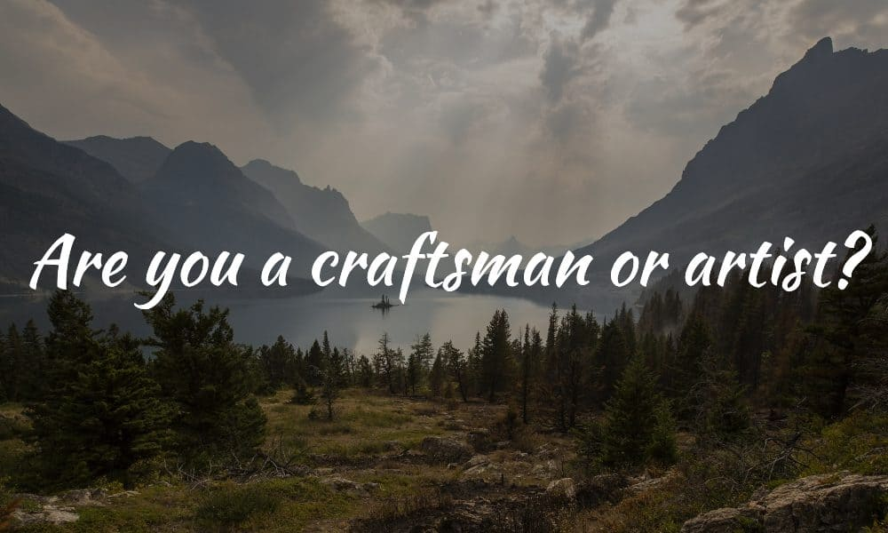 Are you a craftsman or are you an artist? quiz by @karlstyn. Learn more about yourself today at Karlstyn.com's blog. Daily quizzes and selfies! IG 👉@karlstyn 💗